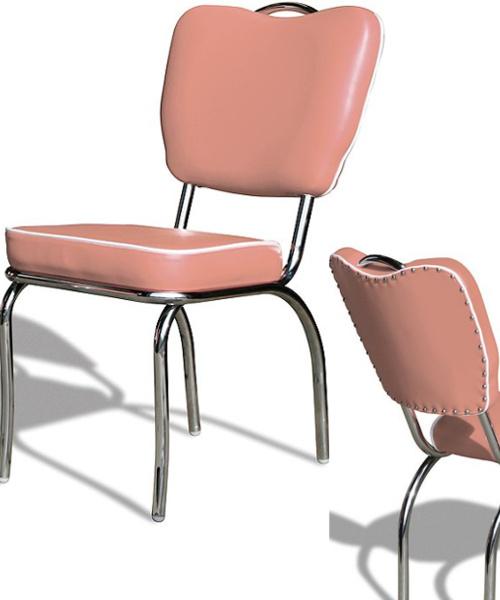 Chaise Vintage Usa Mobilier Usa Fifties